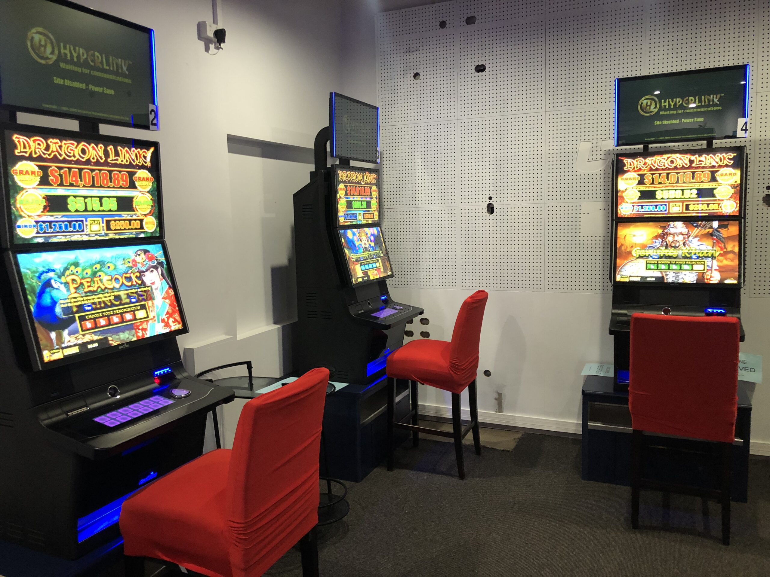 New Gaming Room