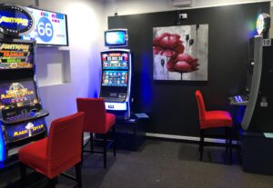 Our New Gaming room